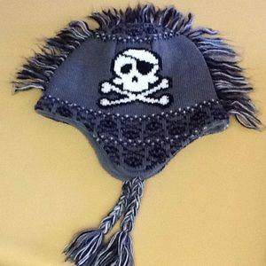 Skull Hat, Child's L/XL